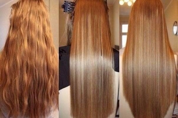 Домашнее ламинирование волос 0