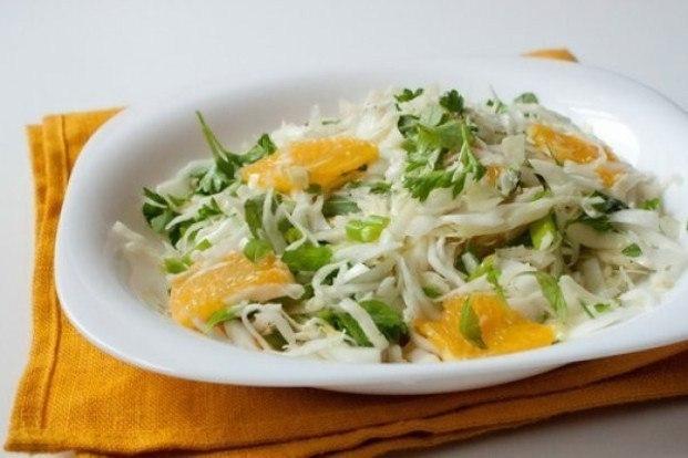 Улучшаем салат из квашенный капусты 0