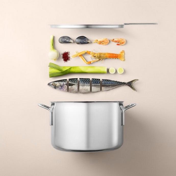 Очень лаконичный способ описать приготовление блюда придумал фотограф mikkel jul hvilshøj 1