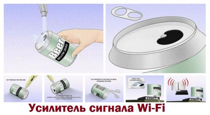 Усилитель сигнала wi-fi. 0