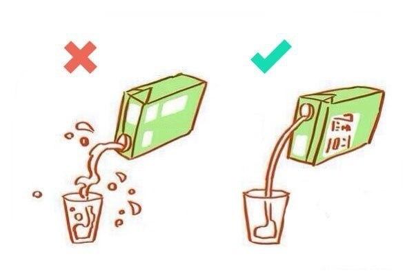 Надоело, что сок выплескивается? 0