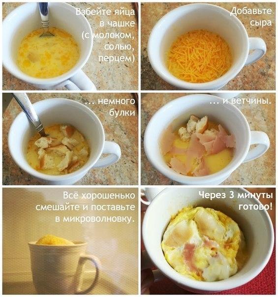 Быстрый и вкусный завтрак 0