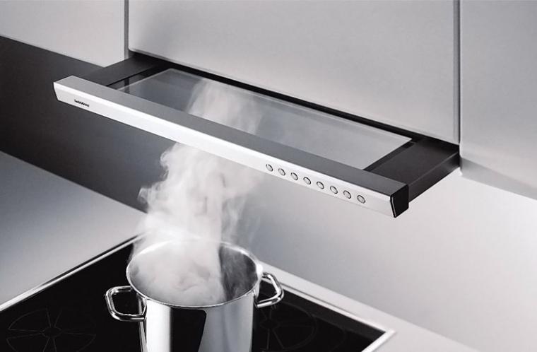 Если сетка от вытяжки на кухне сильно загрязнилась 0